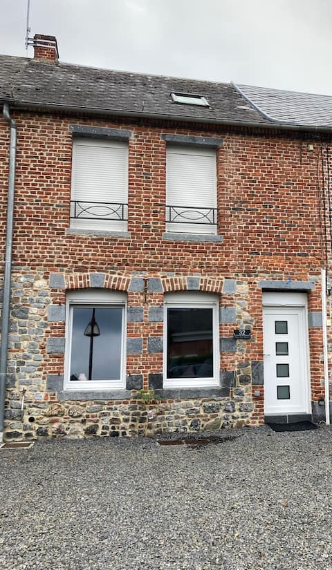 Maison de ville «Ma Vie Là»  6 personnes à Bavay