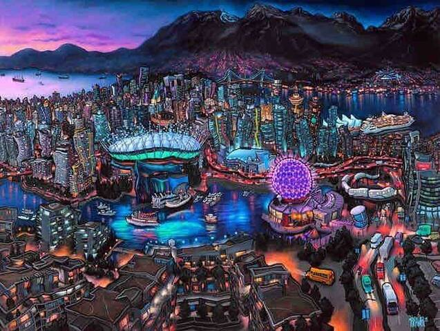 Vancouver Beach District