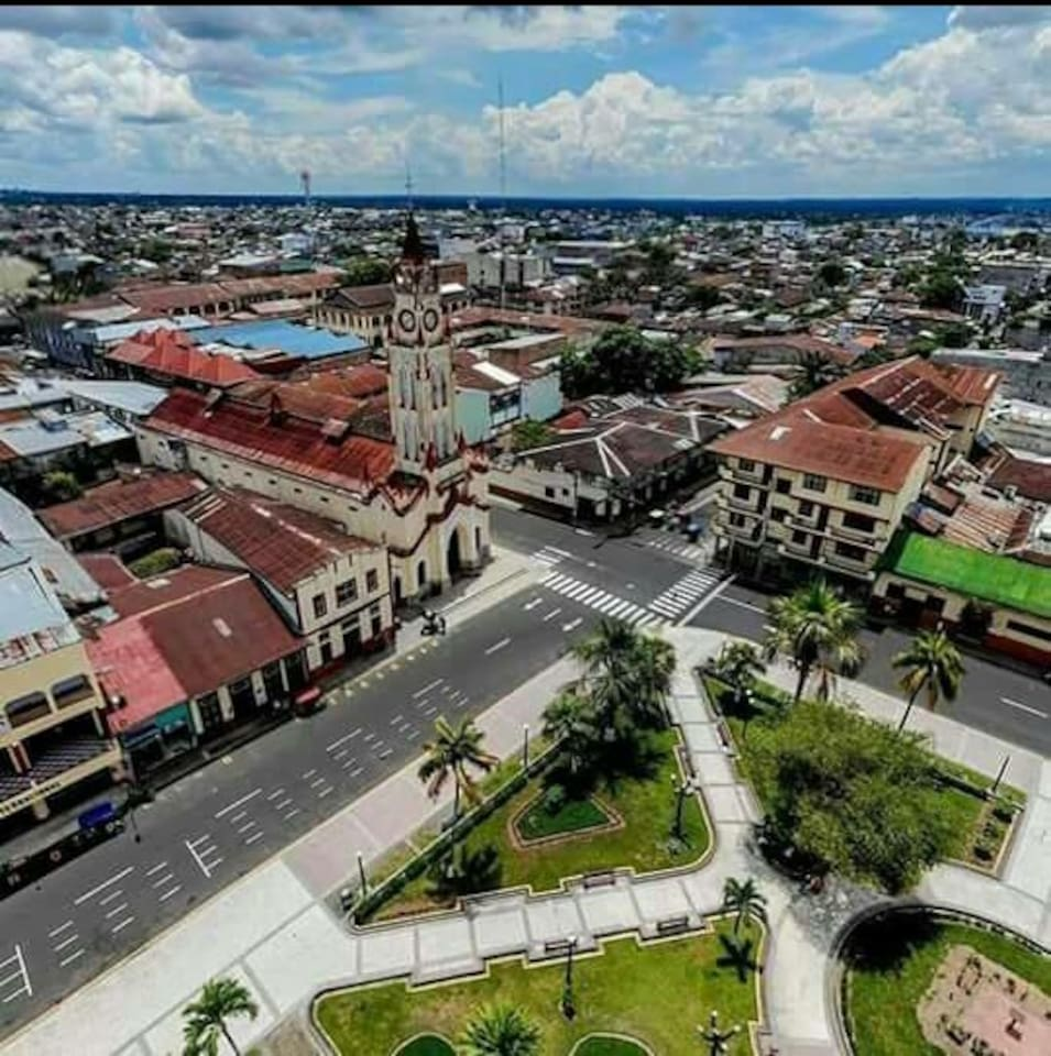 Welcome to Iquitos