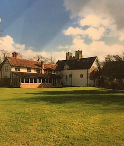 Beautiful Castle Lodge in parkland - Bungay - Σπίτι