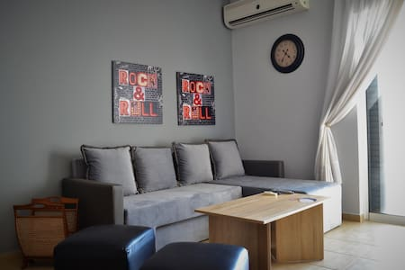 Rock & Roll 1 - Modern apartment in Trikala