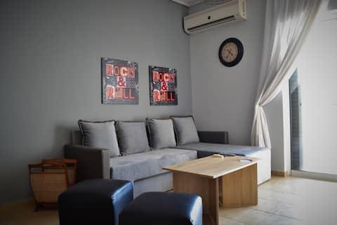 Rock & Roll 1 - Modern apartment in Trikala
