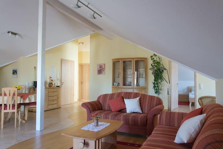 Wohnraum Wohnung 8
