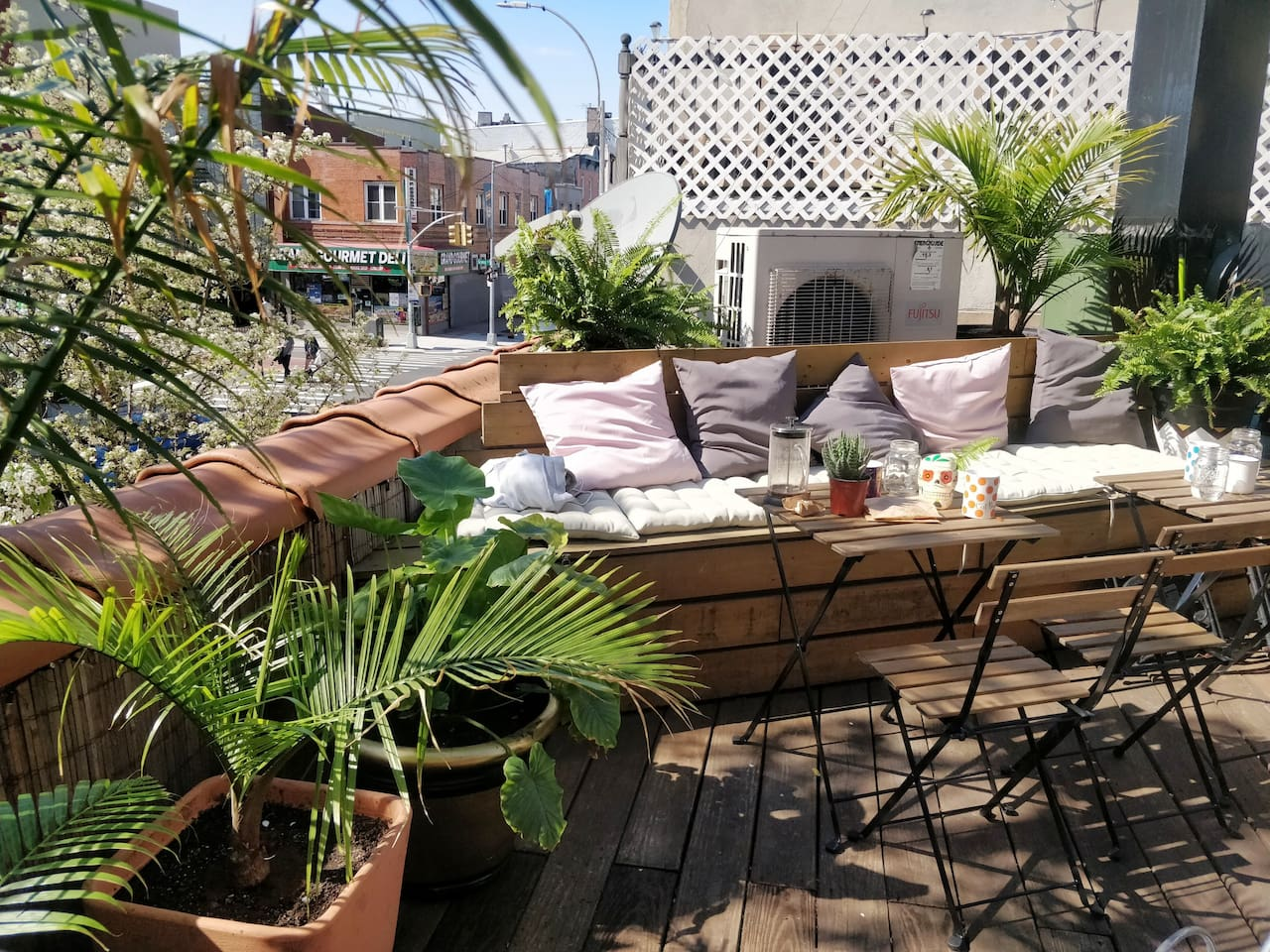 Private rooftop - 2019 update