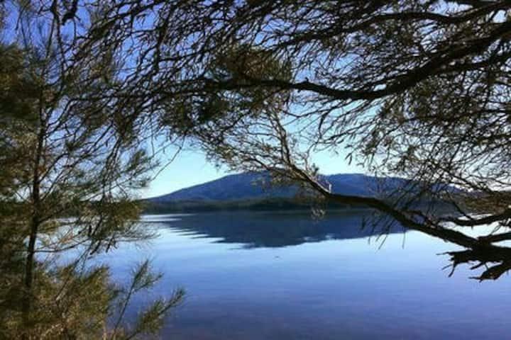 Beauty Point Bungalow on Wallaga Lake