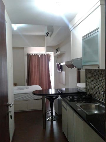 Panoramic Simply Hospitality Apartement Harian - Cinambo