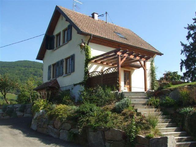 Maison sur les hauteurs de Kaysersberg - Kaysersberg - Rumah