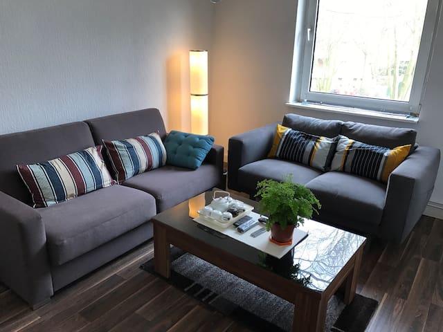 Gemütliches Zimmer in Hamburg - Hambourg - Appartement