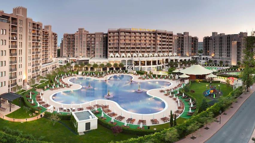 Barcelo Royal Beach complex - 1bedroom apartment