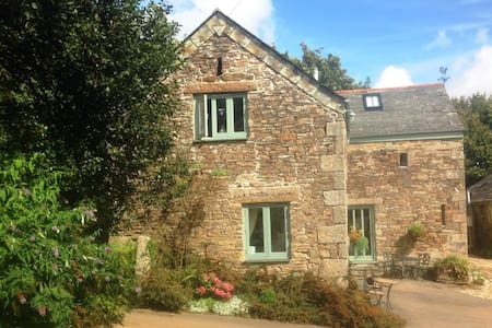 Homestead beautiful barn conversion - Liskeard - Rumah
