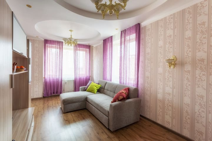 Apartament Lavander великолепная  квартира целиком