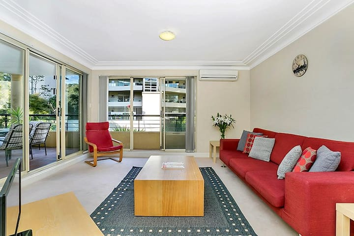 Fantastic Chatswood Location With Parking CHATS - Chatswood - Apartment