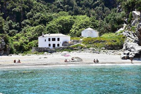 Pelio Mylopotamos Beach House