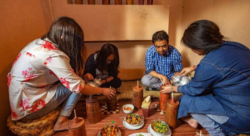 Live Away Home 2 - Gangtok - Room 2