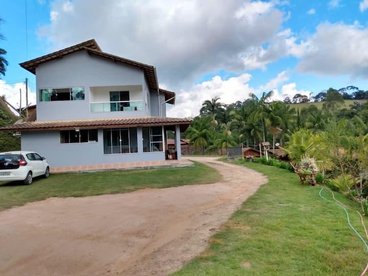Casa em Pedra Azul - Domingos Martins