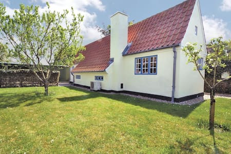 Holiday cottage with 1 bedroom on 39m² in Fanø