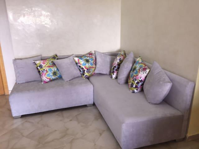 Appartement vue sur piscine - Nouacera