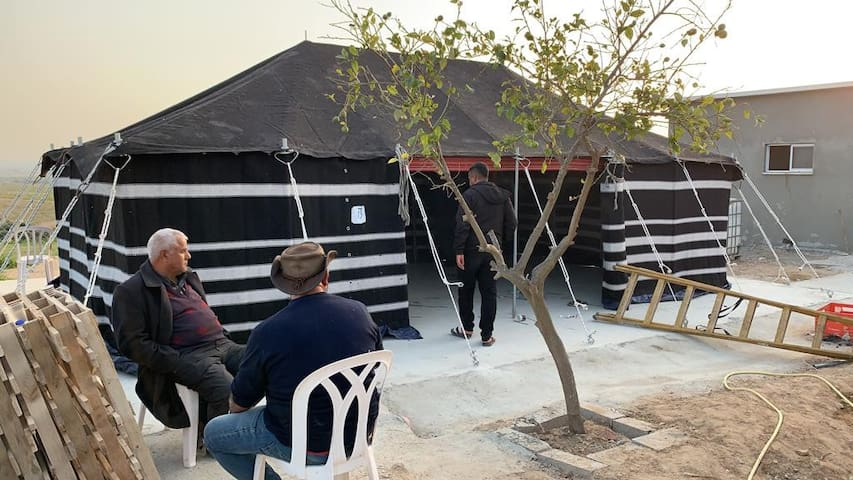 Abraham Tent