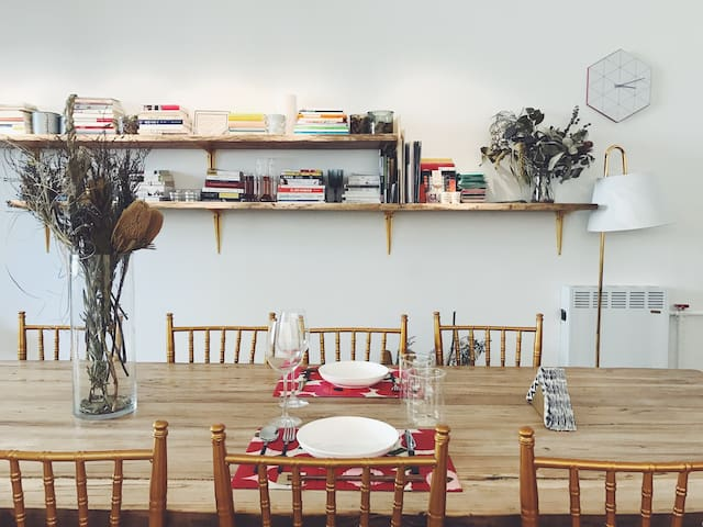 Chic Studio Located Near Lama Temple - Beijing - Bed & Breakfast