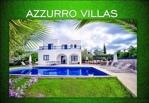Azzurro Luxury Villas - with private pool