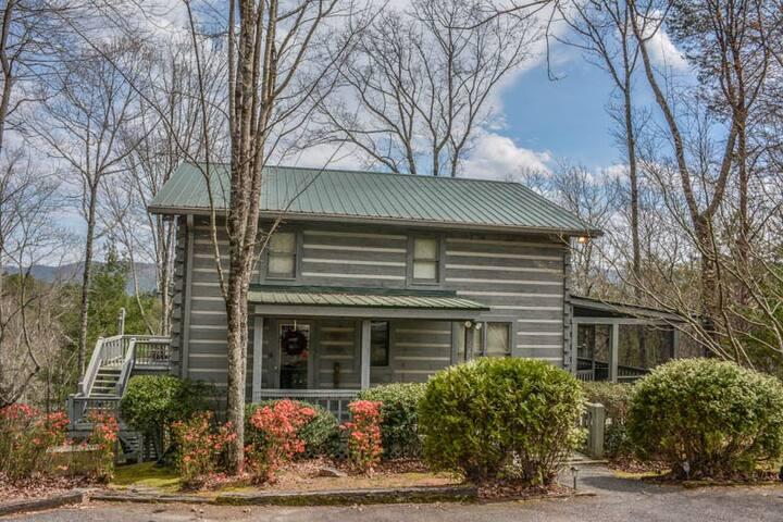 MLC_Bearadise_Found - Blue Ridge - House