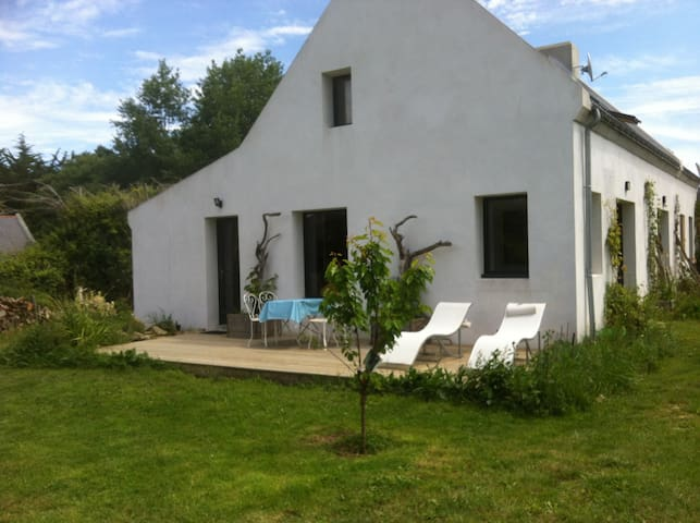 Maison type loft spacieuse et lumineuse