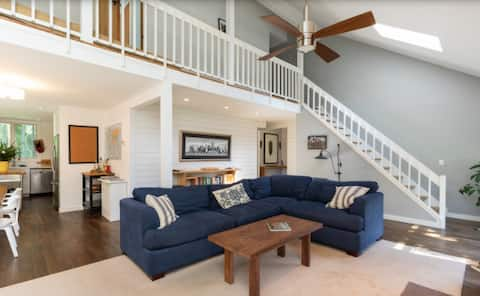 Location Location! East Hampton and 6 Guests Max