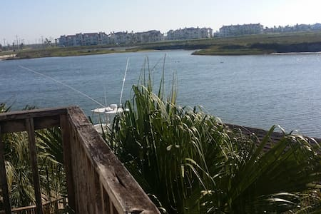 A7 Padre Island Waterfront Condo - Lyxvåning