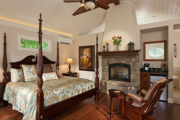 Carriage House Suite - Andon-Reid Inn