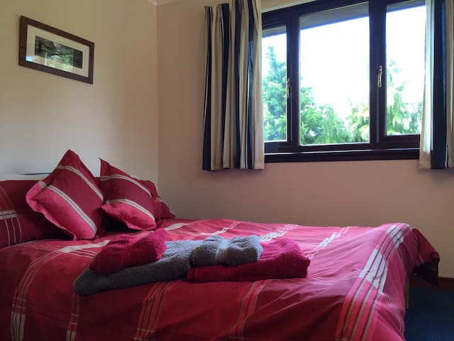 Spacious double room with full Scottish breakfast - Cumbernauld - Wikt i opierunek