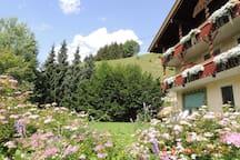 Appartement Tyrol  - sonnigste Ferien