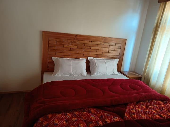 Luxurious wooden cottage near mall manali