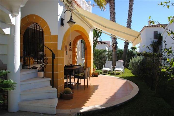Villa acogedora cerca de la playa - Denia - Casa