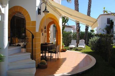 Villa acogedora cerca de la playa - Haus