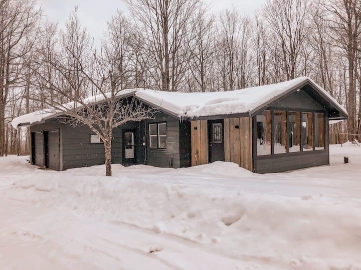 Rural Home, Trail Access
