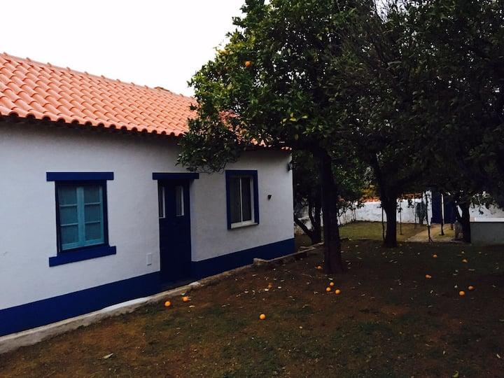 Casa próximo de Fátima, visita do Papa Francisco