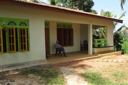 Rathnas Paddyfield House, Matammana - Gampaha - 獨棟