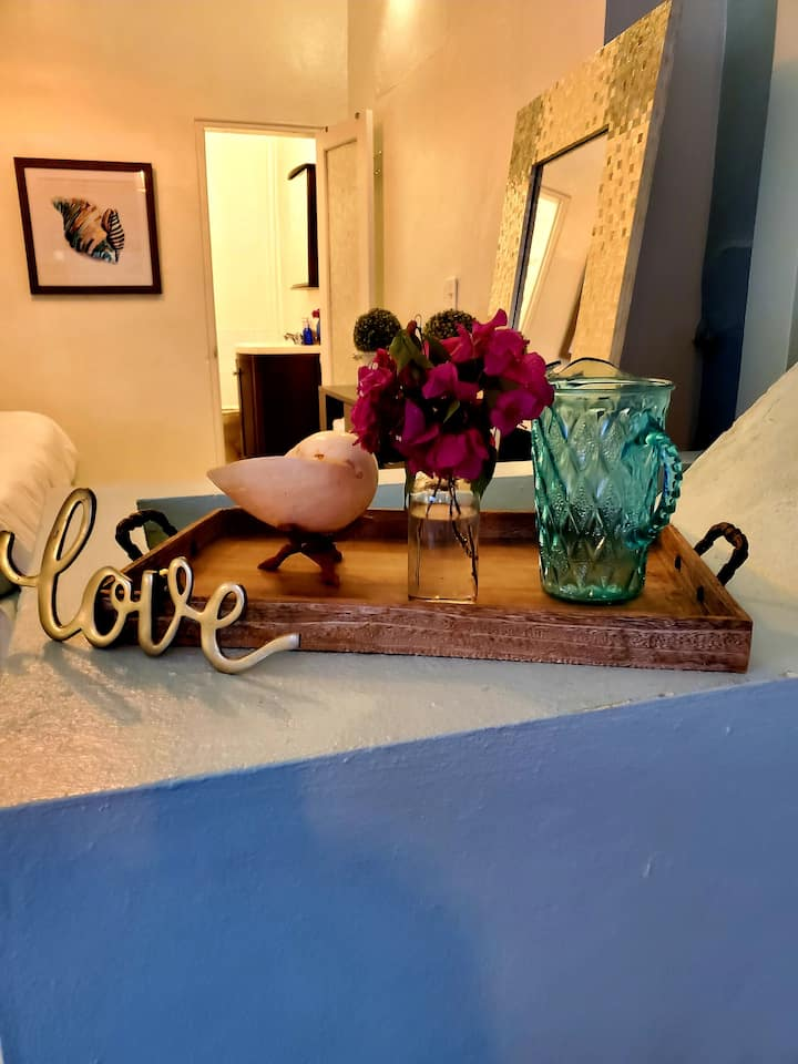 """Couples Getaway """"Love""""! Downtown Christiansted"""