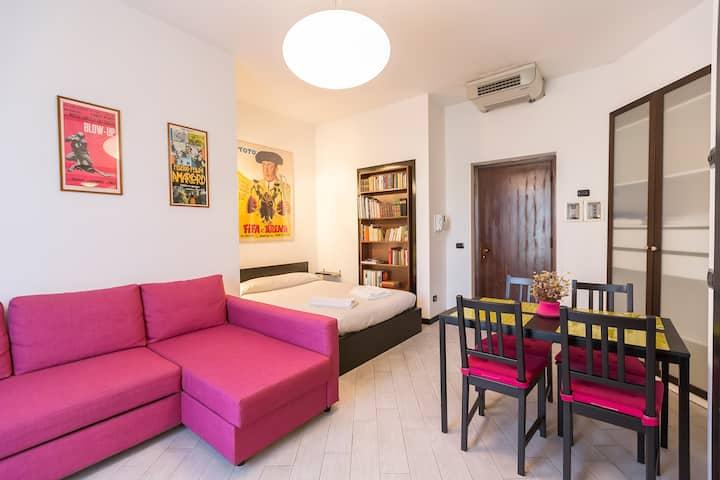 San Siro cosy flat