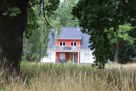 Ferienwohnung am Krakower See - Krakow am See - 公寓