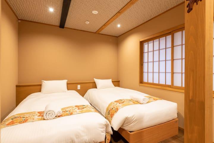 一楼标间1st Floor Bedroom