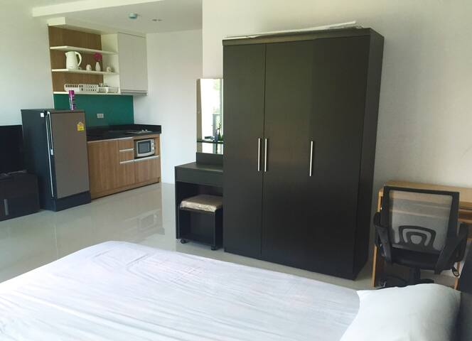 Diamond suite condominium - Chon Buri - Appartement