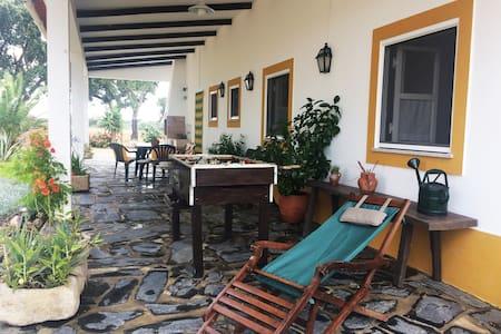 Casa dos Sobreiros   -   Vale de Seda , FRONTEIRA