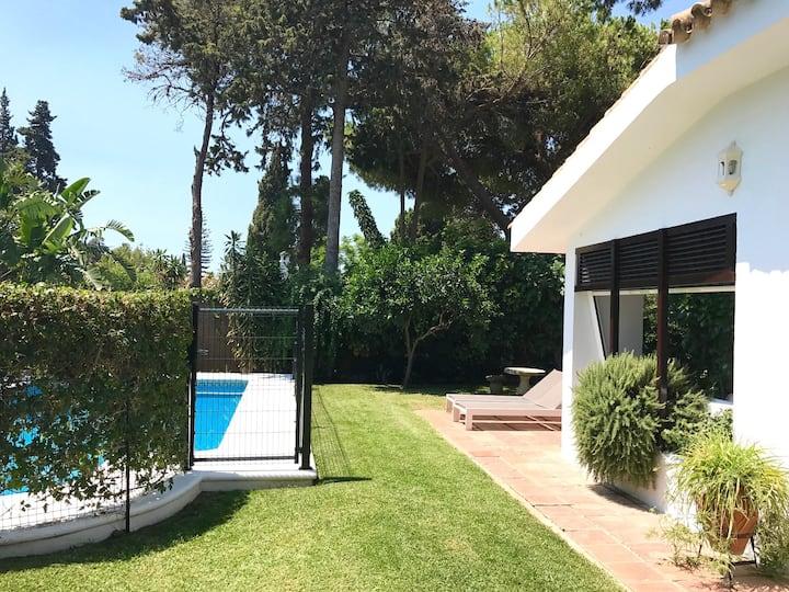 La Huerta Pintada - una villa en Vista Hermosa