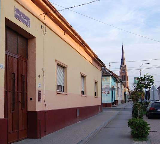 Czigler Vendégház.