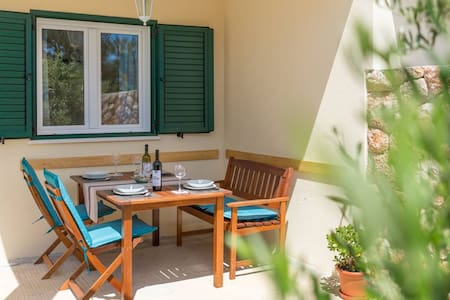 Apartment Silvana two with stunning sea view