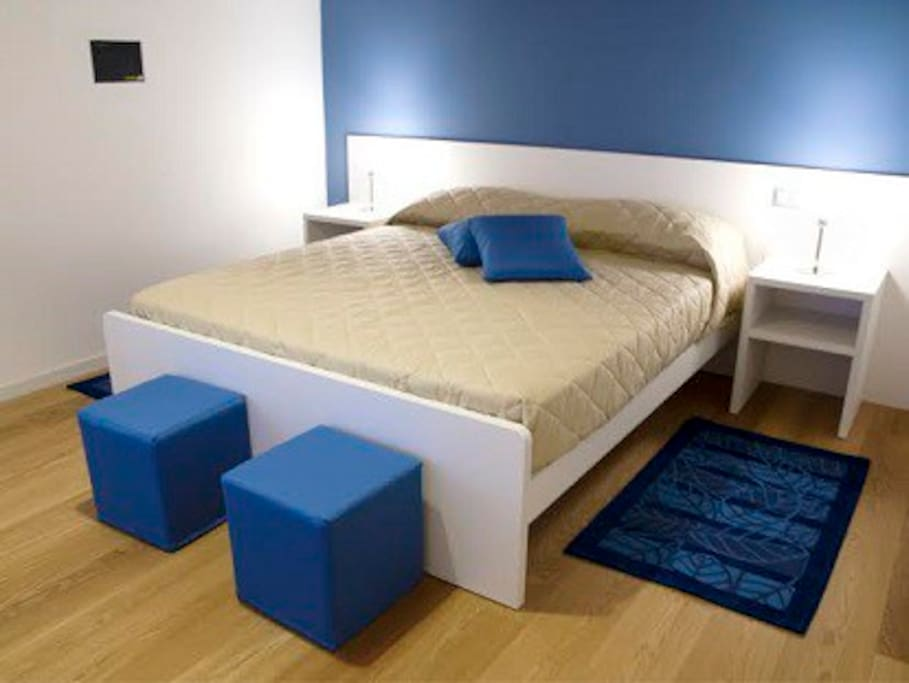 Bedroom 1 - Comfortable double bed