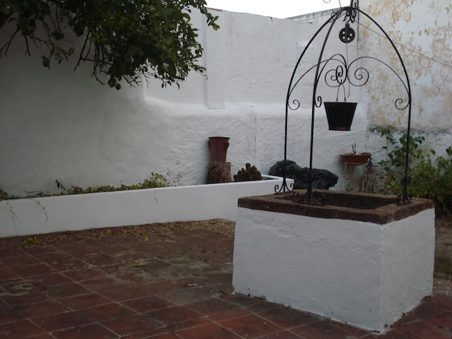 A casa do Pátio