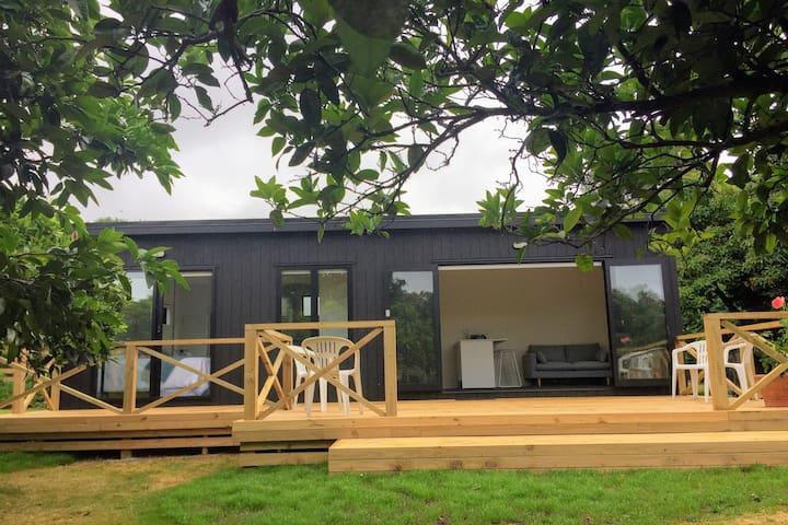 Twin Kauri Retreat  (Brand New)