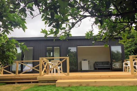 Twin Kauri Retreat  (Brand New)